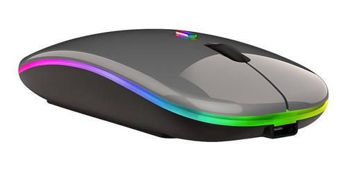 Ratón Silencio 2.4g Wireless Mouse Recargable Portátil