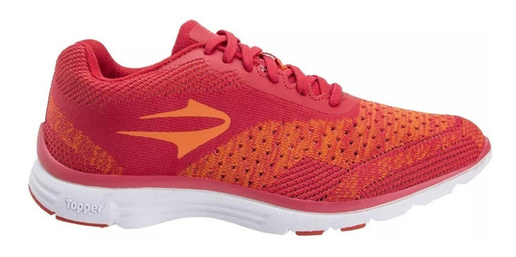 Zapatilla Topper Running Mujer Lady Wool Ras