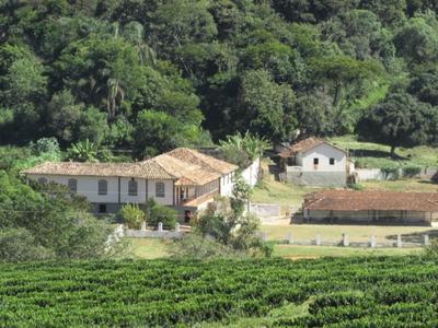 Fazenda Com 640 Ha - São Tiago - Mg - Fazenda Com Café - Produzindo 5000 Sc - 1849