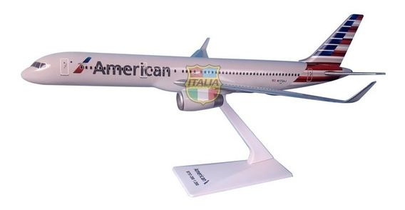 Boeing 757-200 American Nova Pintura 1:200 Flight Miniatures