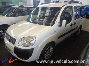 Fiat Doblô Attractive 1.4 Fire 4 Portas 2016 Branco