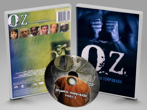 Seriado Oz Todas As Temporadas