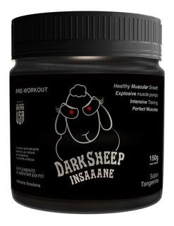 Pré-treino Dark Sheep Insane 150g C/ Alanina - Sheep Labs
