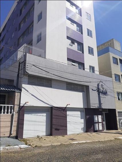 Apartamento Com 1 Dormitório Para Alugar, 60 M² Por R$ 800,00/mês - Centro - Ponta Grossa/pr - Ap0417