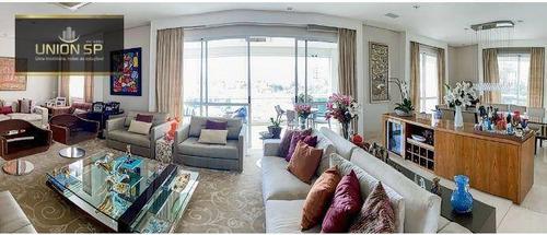 Imagem 1 de 23 de Apartamento Com 4 Dormitórios À Venda, 300 M² Por R$ 5.200.000,00 - Perdizes - São Paulo/sp - Ap51144