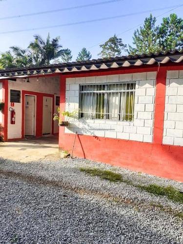 Chácara Com 2 Dormitórios À Venda, 20000 M² Por R$ 350.000,00 - Embura - São Paulo/sp - Ch0196