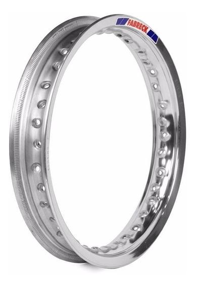 Aros Moto Aluminio Titan/fan 125/150 Dianteiro 1.60x18