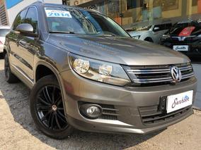 Volkswagen Tiguan 2.0 Tsi 200cv 2014 - Cinza