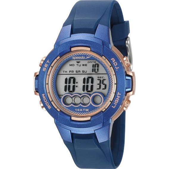 Relógio Speedo Feminino Digital Esportivo Prova D