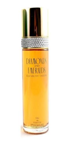Perfume Mujer Original Diamonds Taylor - mL a $1029