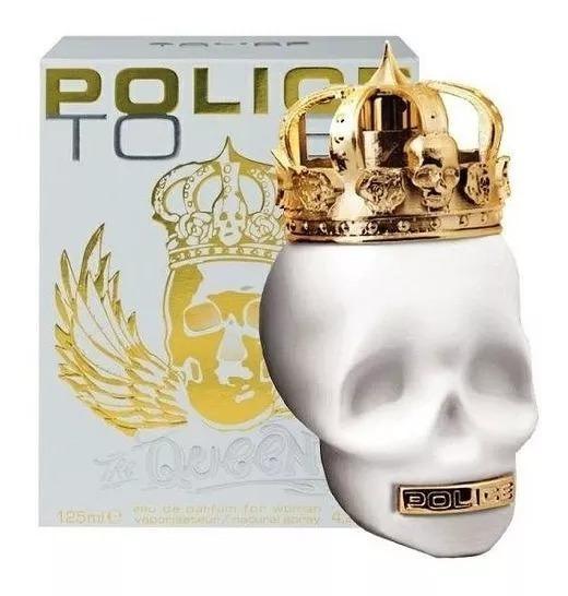 Perfume Police To Be The Queen Edp 125ml - Original Lacrado
