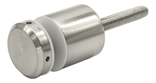 Distanciador - Separador - Boton Aluminio Baranda De Vidrio