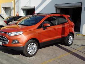 Ford Ecosport Se Automatica Modelo 2014