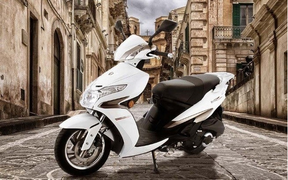 Honda Elite 125 - Haojue - Vr 150 - Lançamento 2021 - ( J )