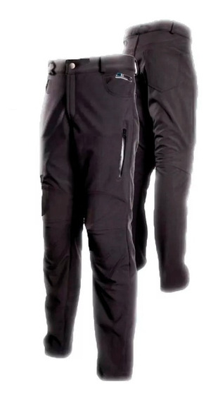 Pantalon Joe Rocket Termico Protecciones Agua Softshell Moto