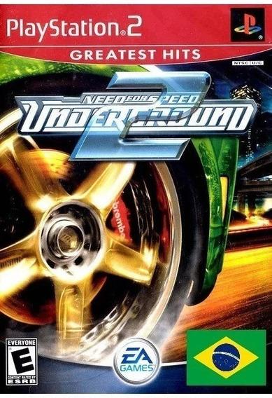 Need For Speed Underground 2 Em Português - Play 2