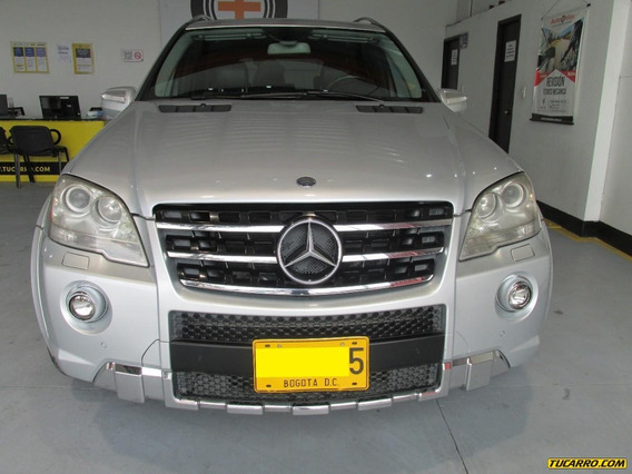 Mercedes Benz Clase Ml 63 A Mg