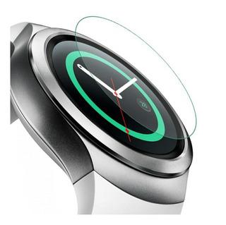 Película Vidro Temperado Relógio Smartwatch Samsung Gear S2