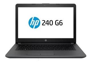 Notebook Hp 240 G6 Intel Core I3 6006u 4gb 500gb Windows10