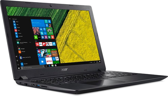 Notebook Acer Aspire 3 A315-53-52zz Intel Core I5 Ram 8gb Hd 1tb Tela 15.6 Windows 10