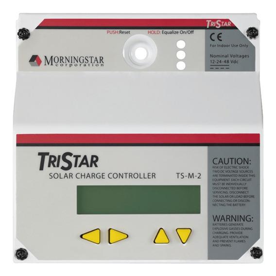 Display Para Regulador Solar Morningstar Ts-m-2 - Enertik