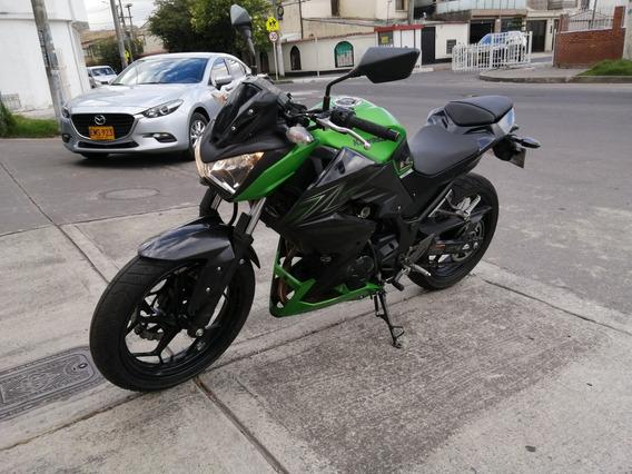 Moto Kawasaki Z250 2018 Con Muy Poco Uso | Ninja 250 300
