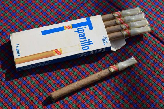 Antiguo Paquete De Cigarros X5 Made En Usa