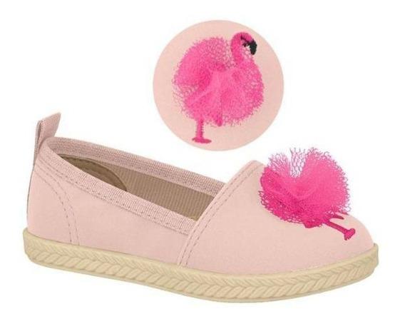 Sapatilha Molekinha Flamingo 2116.125