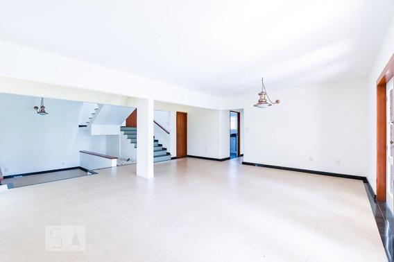Casa Com 4 Dormitórios E 4 Garagens - Id: 892972305 - 272305