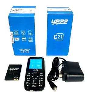 Celular Basico Yezz C21 Dual Sim Tienda Debito Sabana Grande