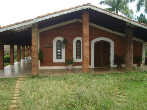Chácara Residencial À Venda,  Itatiba - Ch0235. - Ch0462