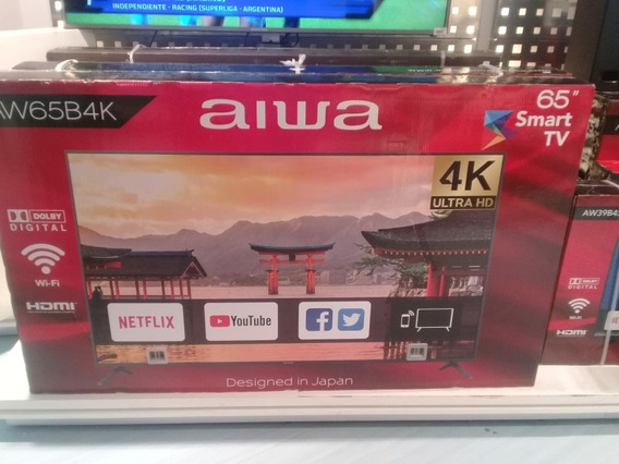 Tv Smart 65 Aiwa, Súper Promoção