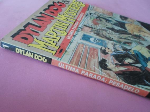 Hq Dylan Dog & Martin Mystere Ultima Parada Pesadelo Record