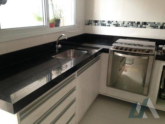 Casa À Venda, 115 M² Por R$ 535.000,00 - Condomínio Villagio Milano - Sorocaba/sp - Ca0616
