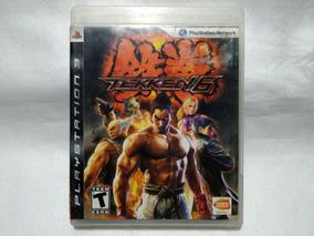 Tekken 6 - Para Playstation 3 - Ps3 Mídia Física