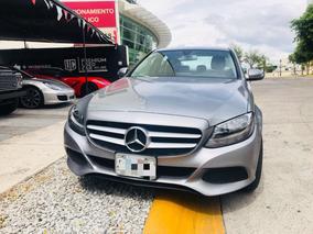 Mercedes Benz Clase C 1.6 180 Cgi Mt 2016 Autos Y Camionetas