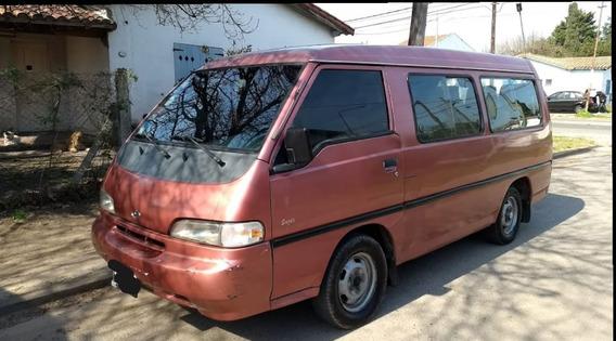 Hyundai H100 2.5 12 Pas Spr Minibus 1996