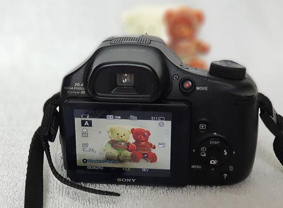 Câmera Sony Dsc-hx 300