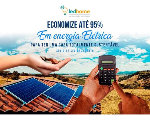 Automação Residencial, Energia Solar, Home Theater