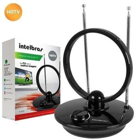 Antena Interna Intelbras Fm/uhf/vhf/hdtv Ai1000
