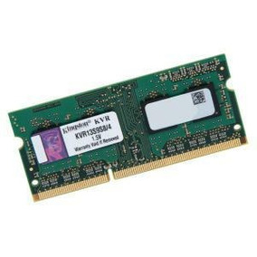 S.novo Memoria P/ Notebook Ddr3 4gb 1333mhz Kingston