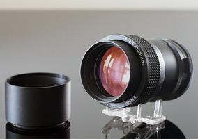 Lente Tele-ennalyt 135mm 2.8 M42-canon-sony-fuji-olympus