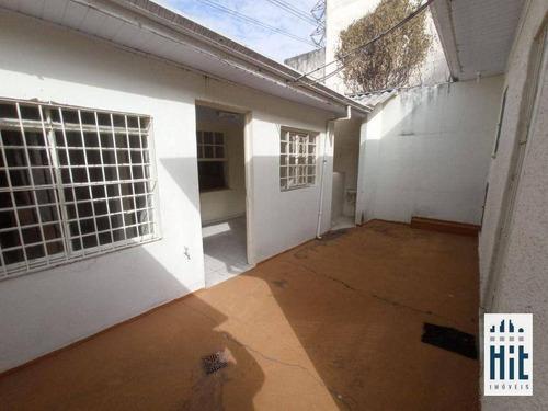 Imagem 1 de 30 de Sobrado À Venda, 360 M² Por R$ 1.100.000,00 - Ipiranga - São Paulo/sp - So0585