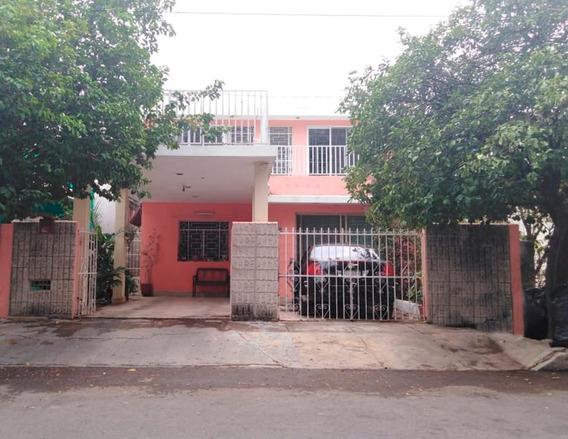 Casa En Venta -garcía Ginerés, Mérida Yucatán