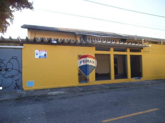 Ponto Para Alugar, 250 M² Por R$ 3.500,00/ano - Montese - Fortaleza/ce - Pt0015