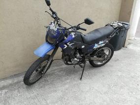 Moto Ranger 200 Cc Pantanera
