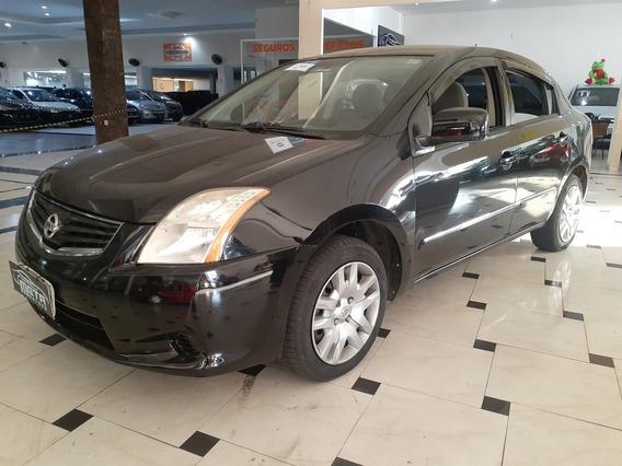 Nissan Sentra 2012 2.0 S Flex Aut. 4p