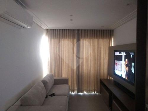 Excelente Apartamento Para Venda No Tatuapé - 243-im542876