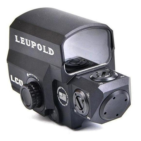 Red-dot Lco Leupold Mira Holográfica Airsoft/paintball 20mm