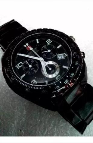 Reloj Suizo Swiss Army Chrono Bien Grande